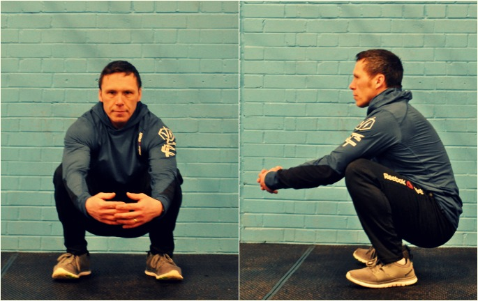 mobility squat