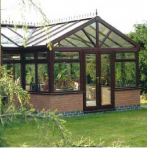 Gable P-Shaped Conservatory Banbury