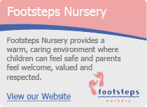 Footsteps Nursery Workington